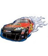 "36"" NASCAR Winner Jumbo Licensed Mylar Balloon"
