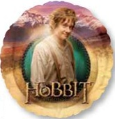 "18"" The Hobbit Mylar Balloon"