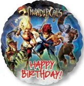 "18"" ThunderCats Birthday Balloon"