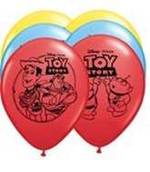 "11"" Toy Story Latex Balloons"
