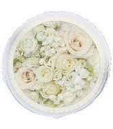 "18"" Wedding Roses Mylar Balloon"