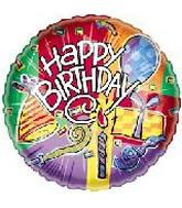18&#39&#39 Happy Birthday Party Favors