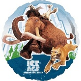 "18"" Ice Age 4 Mylar Balloon"
