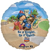 "18"" Mike the Knight Do It Right"