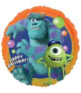 "18"" Monster University Birthday Balloon"
