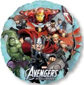 "26"" Avengers See-Thru Balloon"