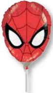 Airfill MiniShape Spder-Man Head