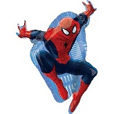 "29"" Spider-Man Ultimate Shape Balloon"