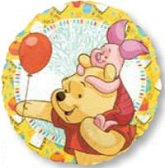 "18"" Pooh & Piglet Celebration Balloon"