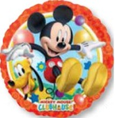 "18"" Mickey Mouse & Pluto Balloon"