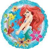 "18"" Ariel - Under The Sea Balloon"