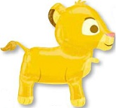 "30"" Simba Lion KIng Air-walker"