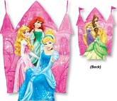 (Airfill Only) Disney Princesses Castle