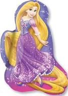 "30"" Rapunzel Tangled Shape Balloon"