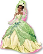 "32"" Tiana The Princess & The Frog Balloon"
