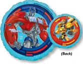 "18"" Transformers Optimus Prime & Bumblebee Mylar Balloon"