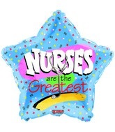 "18"" Nurses are the Greatest"