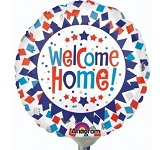"4"" Airfill Welcome Home Confetti"