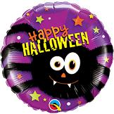 "18"" Halloween Party Spider Balloon"
