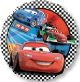 "18"" Disney Cars Mylar Balloon"