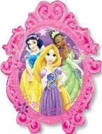 "31"" Disney Princesses Frame Balloon"