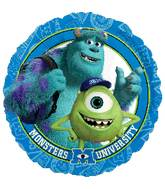 "18"" Monster University Mikey & Sully Balloon"