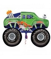 Large Monster Truck Balloon