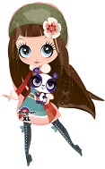 "34"" Littlest Pet Shop Girl SuperShape"
