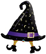 "36"" Giant Witch&#39s Hat"