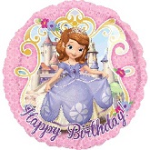 "18"" Disney Princess Sofia The First Birthday"