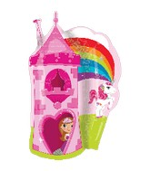 Jumbo Princess Castle Balloon