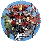 "9"" Airfill Only Avengers Assemble"