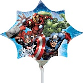 "11"" Mini Shape Airfill Avengers Assemble"