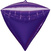 "16"" Diamondz Purple"