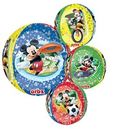 "16"" Mickey Mouse Orbz Balloons"