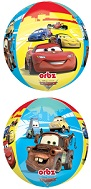 "16"" Cars Characters Orbz Balloons"