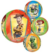 "16"" Toy Story Characters Orbz Balloons"
