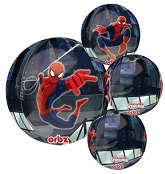 "16"" Ultimate Spiderman Orbz Balloons"