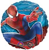 "18"" Spider-Man Packaged Mylar Balloon"