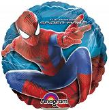 "9"" Airfill Only Amazing Spiderman  Balloon"