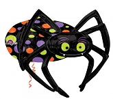 "33"" Tall Spider Balloon"