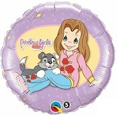 "18"" Precious Girls Club Balloon"