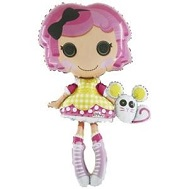 Lalaloopsy Crumbs Sugar Cookie Balloon