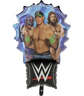 "36"" WWE Wrestling Super Stars Foil Balloon"