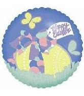 "18"" Happy Easter Large Egg Classic"