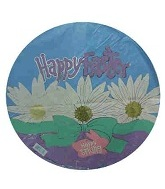 "18"" Happy Easter Daisy Balloon"