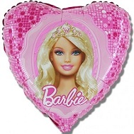 "18"" Barbie Princess Balloon"
