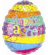 "18"" Happy Easter Confetti 5B199"