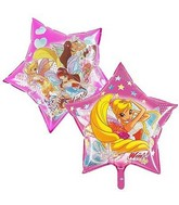 "20"" Jumbo Winx Club Stella Star Balloon"