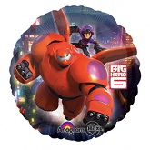 "18"" Big Hero 6 Mylar Balloon"